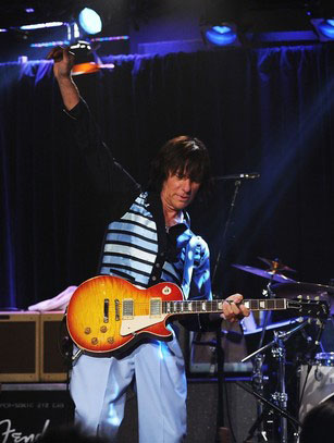 Trousers and Waistcoat for Jeff Beck