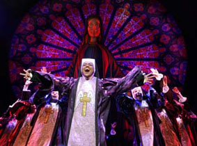 Nun's Tabards for Sister Act